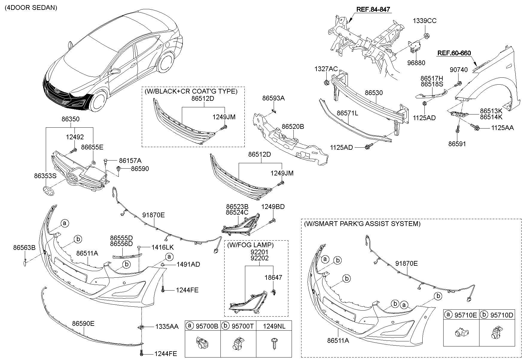 T//Screw-Flange Head Hyundai 1249305167E