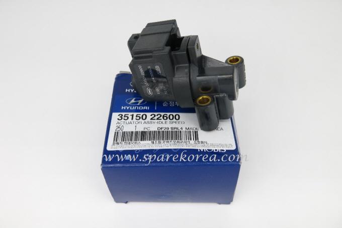 Hyundai Hs Verna Actuator Assy Idle Speed 3515022600 35150 22600