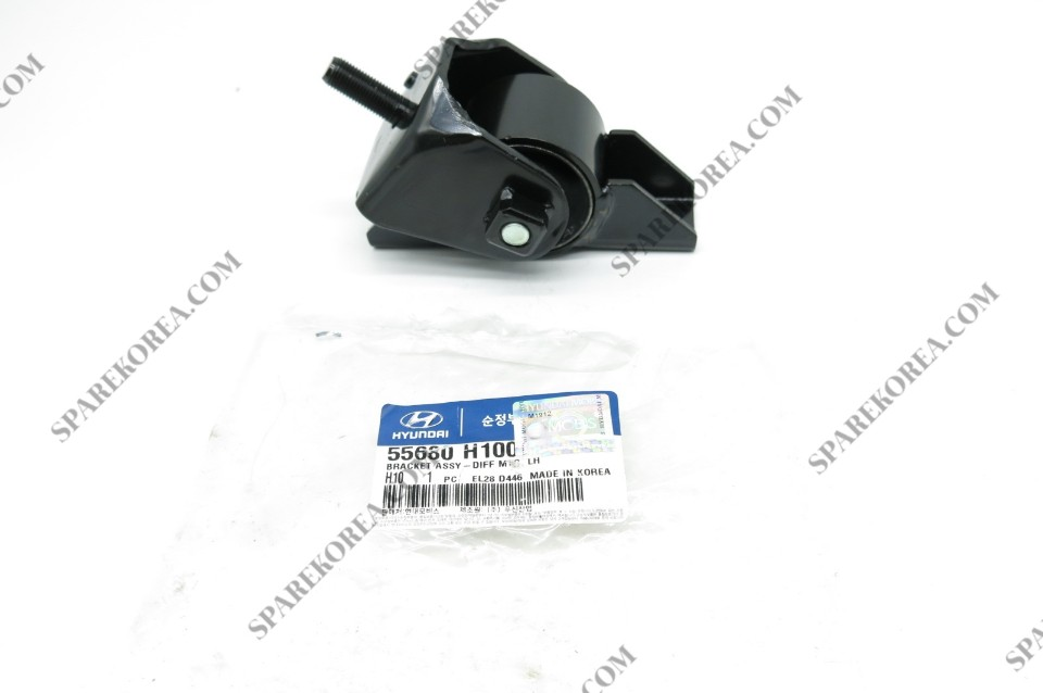 TERRACAN 01-06 GeNuiNe DIFFERENTIAL MOUNTING BRACKET LEFT 55680H1000