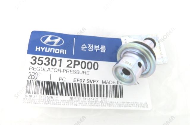 Genuine Hyundai 35301-2P000 Pressure Regulator